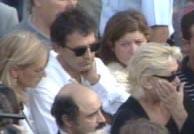 Η Μαρινέλλα και ο Γ. Νταλάρας με τη σύζυγό του Αννα